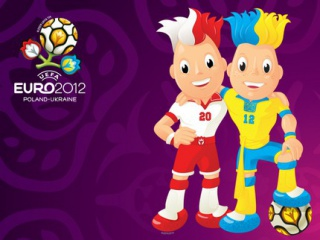 Чемпионата Европы по футболу в Польше и Украине